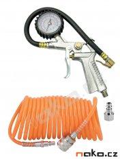 HECHT 002024 pistole na huštění pneumatik + hadice