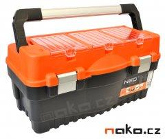 "NEO TOOLS box na nářadí plastový 21"" 84-105"