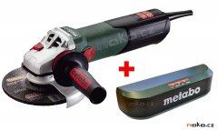 METABO WEV 15-150 Quick úhlová bruska s regulací otáček + BLUETOOTH...