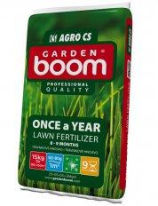 Garden Boom ONCE a YEAR trávníkové hnojivo