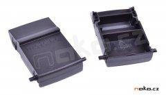 METABO spona plastového kufru černá 343379480