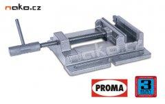 PROMA SVP-125 svěrák strojní pod vrtačku prismatická čelist 2510005...