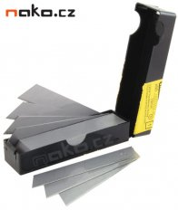 STANLEY 3-11-301 odlamovací čepele 18mm 50ks
