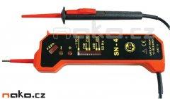 SN-4 zkoušečka obvodů 110-400V