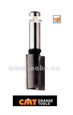 CMT C17422011 fréza drážkovací pr.22mm se zavrtávacím zubem