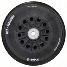 BOSCH 2608601569 podložný talíř na suchý zip střední tvrdost 150mm...