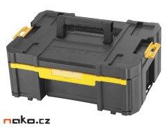 DeWALT TSTAK III kufr na nářadí 9 litrů DWST1-70705