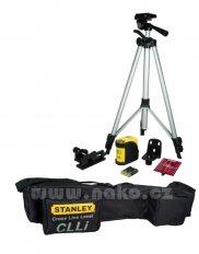 STANLEY CLLi FatMax sada automatického křížového laseru 1-77-117
