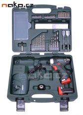 METABO PowerMaxx BS Basic SET mobilní dílna 10,8V 2x2Ah Li-Ion 6000...