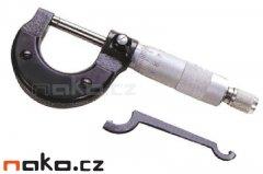 Mikrometr 0-25mm, 0,01mm