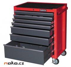 YAMOTO skříň pojízdná montážní, 7 zásuvek YMT5940580K