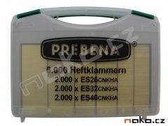 PREBENA ES-BOX spony ES26,ES32,ES40 CNKHA 6000ks