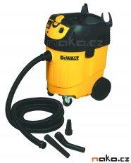 DeWALT D27902 průmyslový vysavač pro suché a mokré vysávání