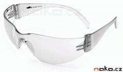 ISSA brýle ochranné NIZZA čiré 09105