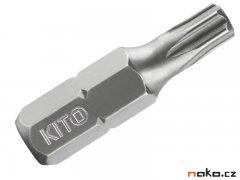 KITO bit TORX T-10 25 mm, S2 4810465