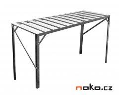 HECHT 000126 samostatně stojící police - stolek do fóliovníku nebo skleníku