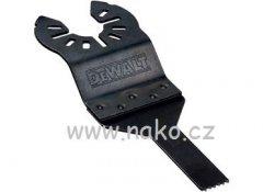 DeWALT DT20706 pilový list pro řezání detailů 10x43mm