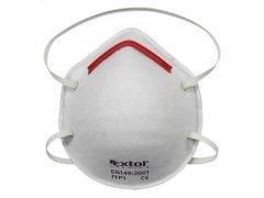 EXTOL PREMIUM 8856714 respirátor tvarovaný FFP1, 1ks