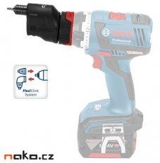 BOSCH GEA FC2 Professional šroubovací excentrický nástavec FlexiClick 1600A001SJ