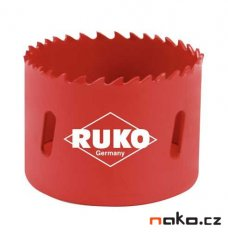 RUKO pr. 52mm - Bim pilový děrovač HSS 106052
