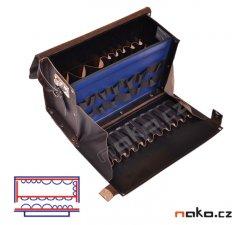 Brašna typ 207 montážní profesionální rozkládací - kůže