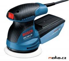 BOSCH GEX 125-1AE Professional excentrická bruska 0601387500