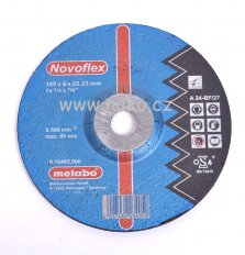 METABO 180x6 brusný kotouč Novoflex 616465000