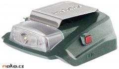METABO PA 14,4-18 LED-USB adaptér a svítilna k akumulátorům 600288000