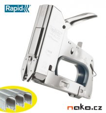 RAPID R36 sponkovačka na kabely