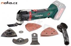 METABO MT 18 LTX aku oscilační multi bruska bez akumulátoru 6130218...