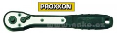 """PROXXON 23170 ráčna 1/4"""" 2000 S pogumovaná"""