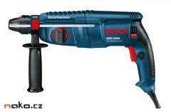 BOSCH GBH 2400 DRE Professional kombinované kladivo SDSplus 0611253803