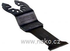 DeWALT DT20701 pilový list pro řezání dřeva s hřebíky 30x43mm