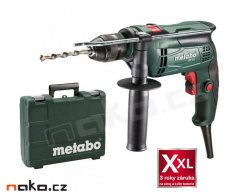 METABO SBE 650 příklepová vrtačka 650W