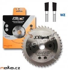 JOBIprofi pilový kotouč 160x2.6x20 18Z (TCT16018)