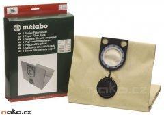 METABO filtrační sáček (5ks) pro ASR 2050, SHR 2050 M 6.31936