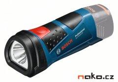 BOSCH GLI PocketLED 10,8 V-Li Professional aku svítilna 0601437V00