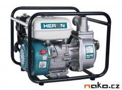 HERON EPH 50 motorové benzínové čerpadlo 5,5HP 8895101