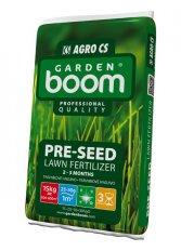Garden Boom PRE-SEED trávníkové hnojivo