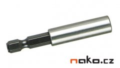 "KITO magnetický držák bitů 1/4""x60mm, CrV615"
