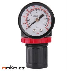 EXTOL PREMIUM 8865103 regulátor tlaku vzduchu s manometrem