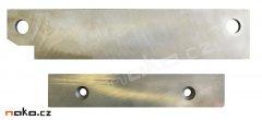 Nože náhradní pro pákové nůžky NCRP 200/5 - pár