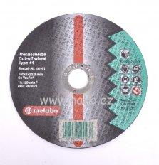 METABO 150x3 C30-S-BF řezný kotouč Flexiamant Super na zdivo 16141