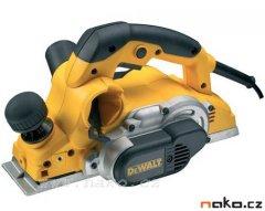 DeWALT D26500 elektrický hoblík 1050W