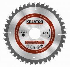 KREATOR KRT020502 pilový kotouč 160x30x2,2mm 40Z