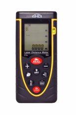 KINEX LDM 80 laserový dálkoměr, měřící rozsah 0,5-80m 9040-02-080