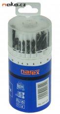 NAREX 647628 sada vrtáků 18-dílná (kov, kámen, dřevo)