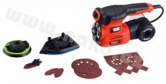 BLACK&DECKER KA280 multibruska 4v1 220W
