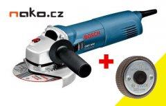 BOSCH GWS 1400 úhlová bruska 125mm, matice SDS-clic 0601824802