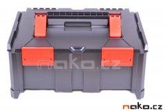 Box stahovatelný - systainer 464x353x212mm